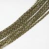 Цепь (цвет - античная бронза) 2 мм, примерно 2 м