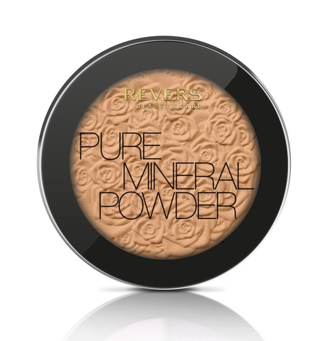 REVERS Пудра 9г MINERAL PURE №06 (*3)