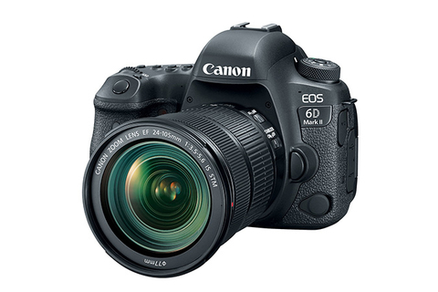Canon EOS 6D Mark II Kit 24-105mmf3.5-5.6 IS STM