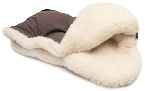 Меховая муфта Markus Limited (100% овечья шерсть)