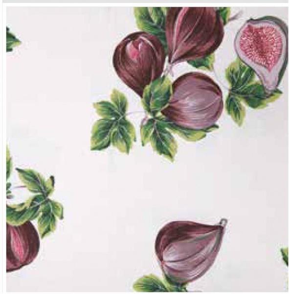 Скатерть 150x180 Vingi Ricami Armonia инжир