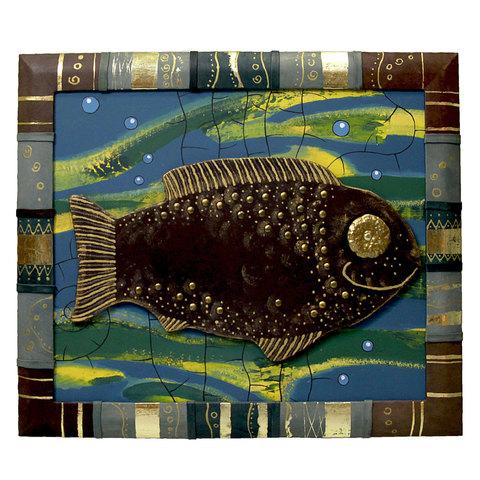 Панно «Рыба»