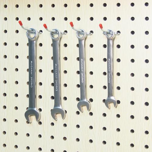 крючки для перфорированных панелей
