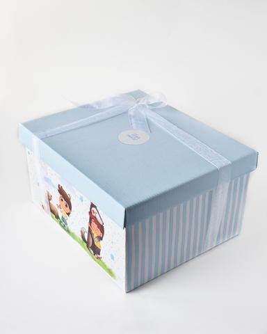 Коробка мальчику