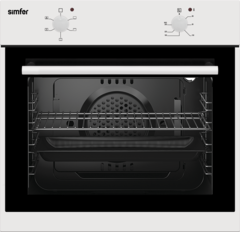 Встраиваемый духовой шкаф Simfer B6EW15001