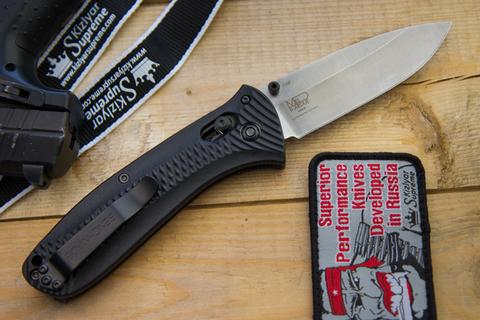 Складной нож Benchmade 522 PRESIDIO ULTRA
