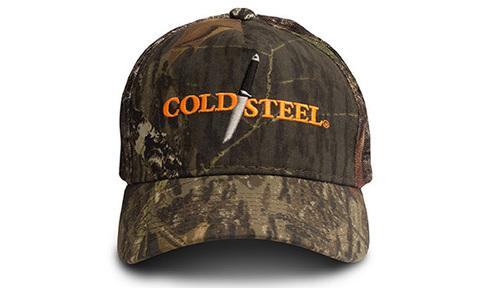 Бейсболка Cold Steel модель 94HCH Mossy Oak