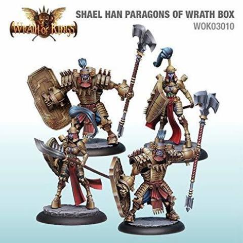 Shael Han - Paragons of Wrath
