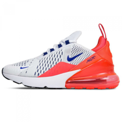 Женские Nike Air Max 270 White/Pink