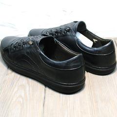 Сникерсы кроссовки мужские осенние Novelty 5235 Black