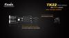 Купить Подствольный фонарь Fenix TK22, 2014 Edition, 920 люмен (модель 34238) по доступной цене