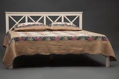 Francesca - кровать деревянная Queen Size, 160*200 см