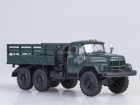 ZIL-131 board 6x6 green 1:43 AutoHistory