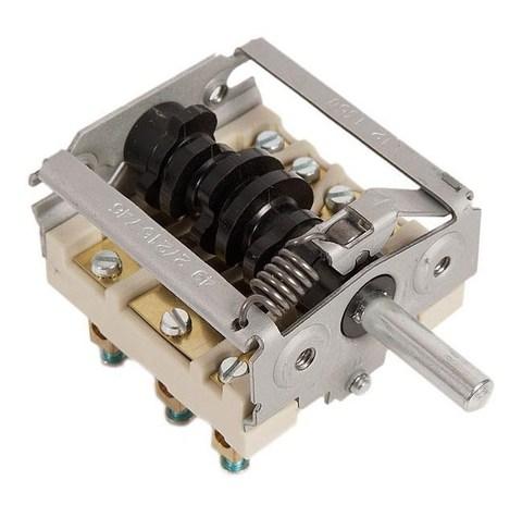 Переключатель мощности (режимов) для профессиональных плит EGO 49.27215.746, COK306UN, CU6635