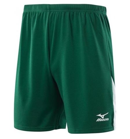 Шорты волейбольные Mizuno Trade Short мужские green