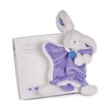 Doudou et Compagnie.Doudou Lavender - Rabbit Pompon
