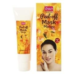 Маска-пленка для лица  с манго BANNA