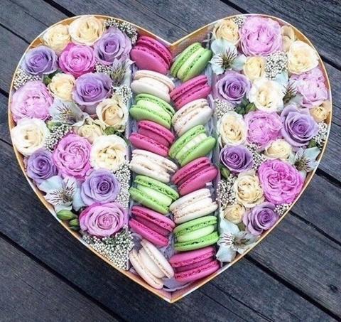Сердце цветов#20028