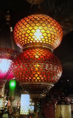 люстра в восточном стиле 03-06 ( by Arab-design )