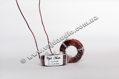 Катушка индуктивности Vajd Audio 0,19 mH* 0,18 Ohm* 1 mm