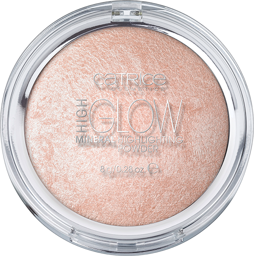 Catrice High Glow Mineral Highlighting Powder компактный хайлайтер 8 г