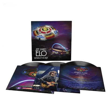 Jeff Lynne's ELO / Wembley Or Bust (3LP)
