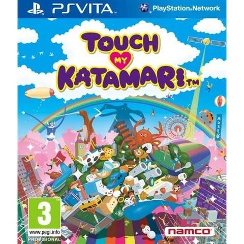 Sony PS Vita Touch My Katamari