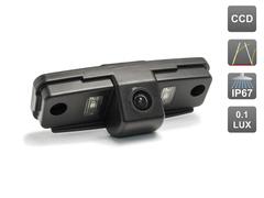 Камера заднего вида для Subaru Outback IV 09-13 Avis AVS326CPR (#079)