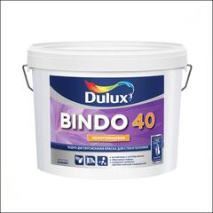 Краска для стен и потолка Dulux BINDO 40 BW (Белый)