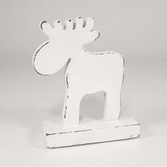 Фигурка декоративная White Raindeer, 15х11х5 см EnjoyMe