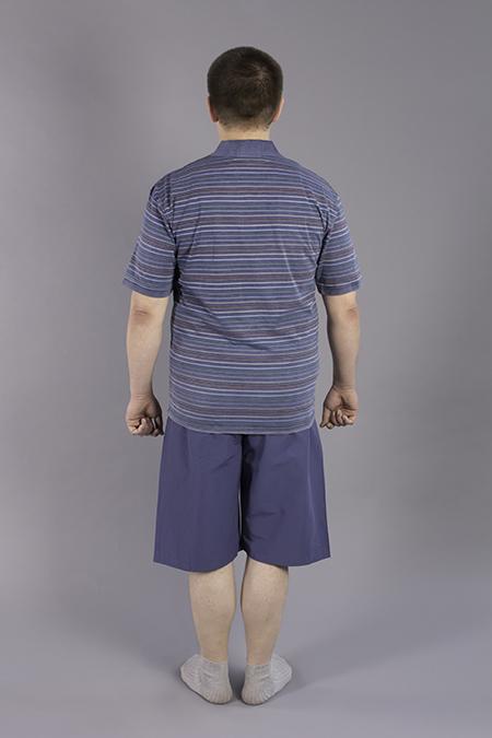 Лекала мужской футболки для шитья