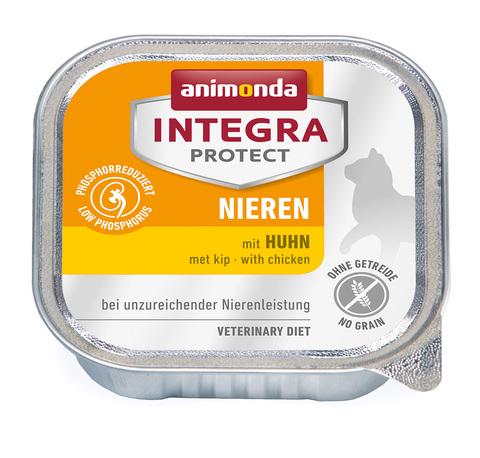 Animonda Integra Protect Cat (ламистер) Nieren (RENAL) with Chicken