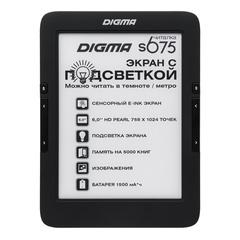 Электронная книга Digma S675
