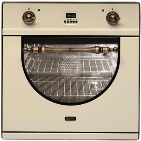 Духовой шкаф ILVE 600 AMP A Античный белый