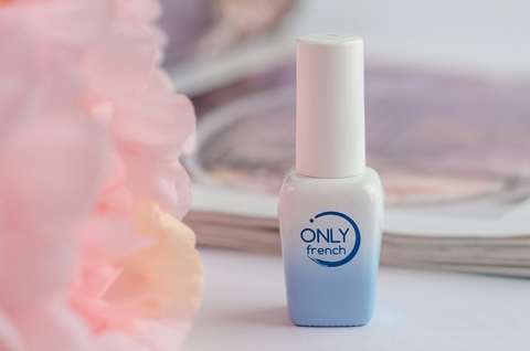 Гель-лак Only French, Blue Touch №644, 7ml