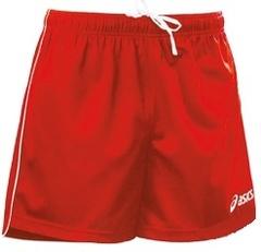 Мужские волейбольные шорты Asics Short Zona (T605Z1 0026) красные