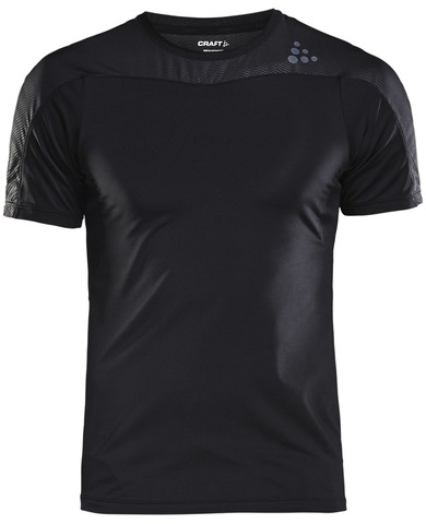 Элитная беговая футболка Craft Shade SS мужская