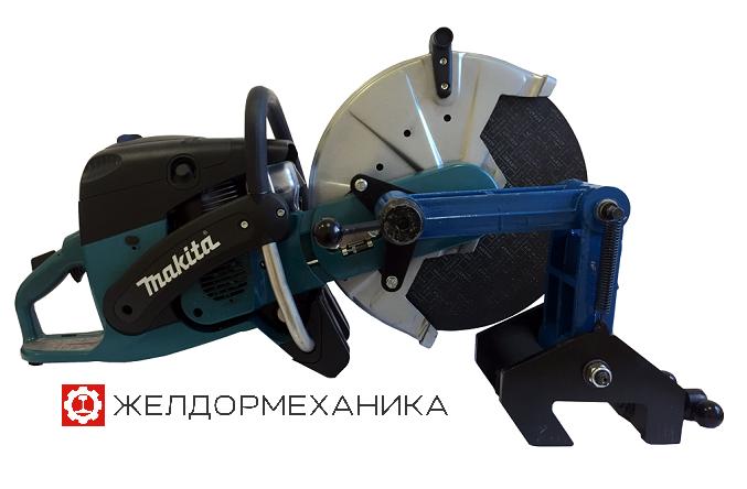 Станок рельсорезный РР80М (двигатель Makita)