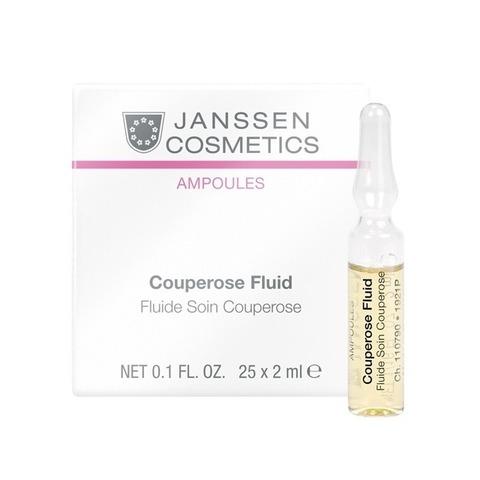 JANSSEN | Антикупероз (куперозная кожа) / Аnti-Couperose (couperosed skin)