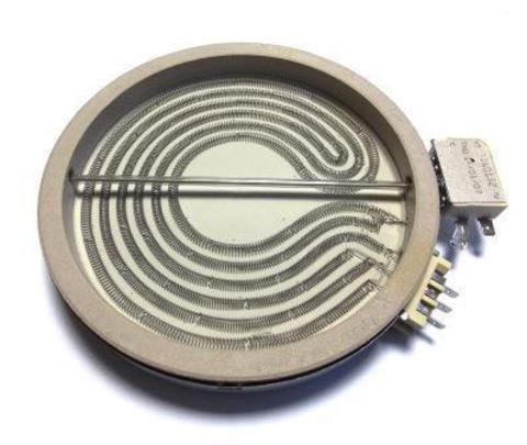 Электроконфорка для стеклокерамической поверхности (конфорка для стеклокерамики) BEKO - D=200(180)mm, 1700W, см. 481231018889