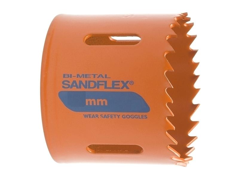 Коронка биметаллическая  ø46мм  Sandflex Bahco 3830-46-VIP