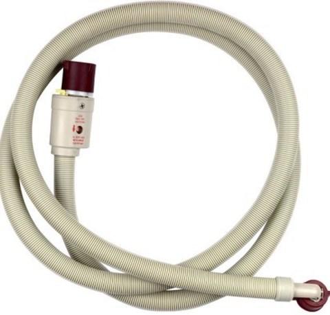 Шланг наливной (заливной) с аквастопом для стиральной машины Whirlpool (Вирпул) 481953028926