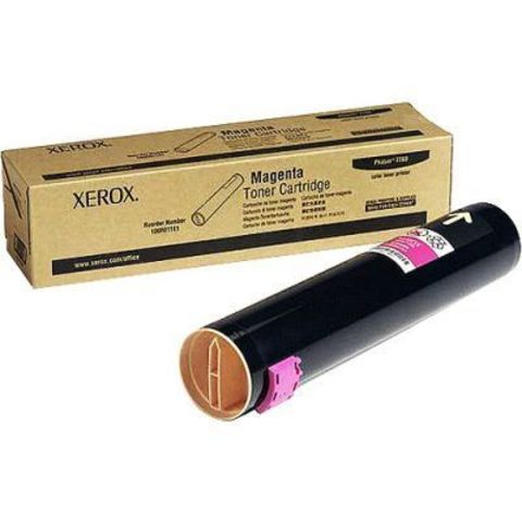 Xerox Phaser 7760 тонер-картридж magenta (малиновый) 106R01161