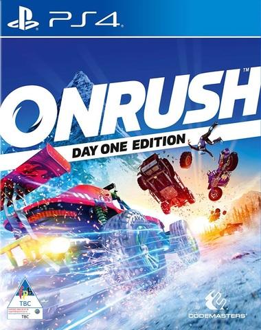 PS4 Onrush. Издание первого дня (английская версия)