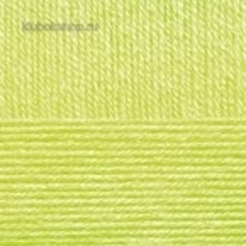 Пряжа Ласковое детство 483 Незрелый лимон Пехорка - купить в интернет-магазине Клубок Шоп