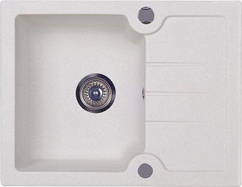 Мойка для кухни Kuppersberg MODENA 1B1D WHITE