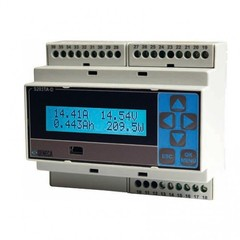 Трехфазный анализатор с подключением трансформатора тока, 1xAO, 1xDO, RS485 ModBUS RTU
