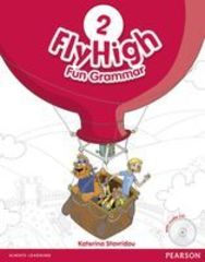 Fly High level 2 Fun Grammar Pupils Book and CD Pack