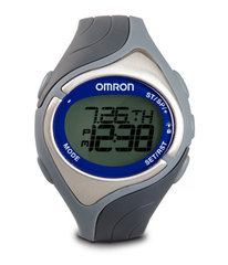 Часы-пульсометр Omron Strapless HR-210