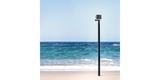Секция-крепление камеры GoPro SP Section Static Head на пляже